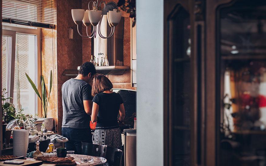 matrimonio, El reto de empezar a vivir juntos luego de casarse. 2 cosas que debes tener en cuenta