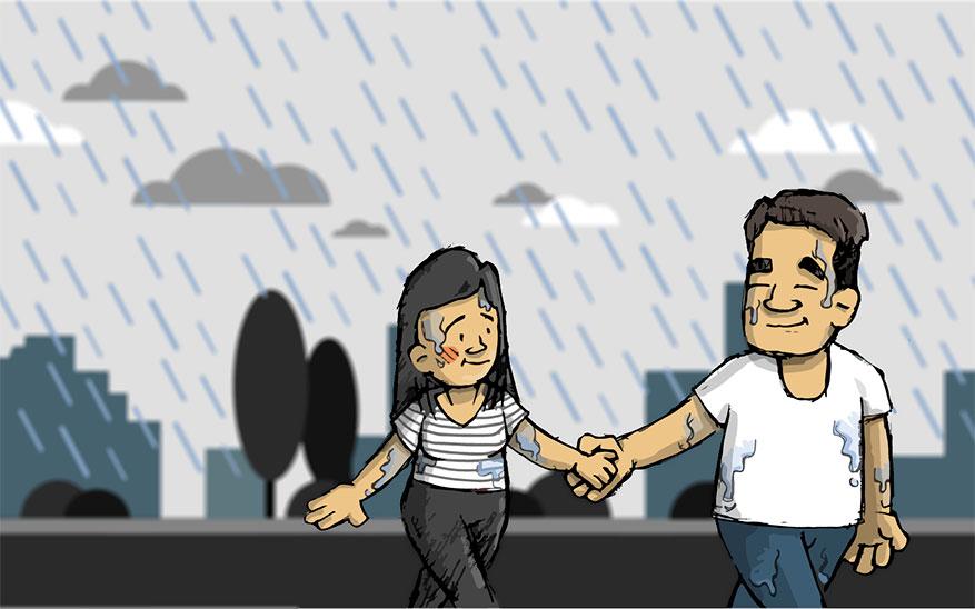 amor, 10 caricaturas que expresan lo que significa el verdadero amor