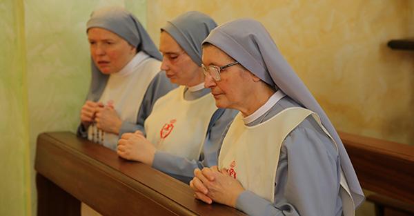 vida religiosa, «Mi historia de amor con Jesús». Así fue como Él me eligió y me convertí en monja