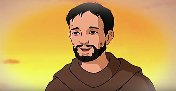 Padre Pío, Película animada del Padre Pío. ¡Perfecta para los más pequeños!