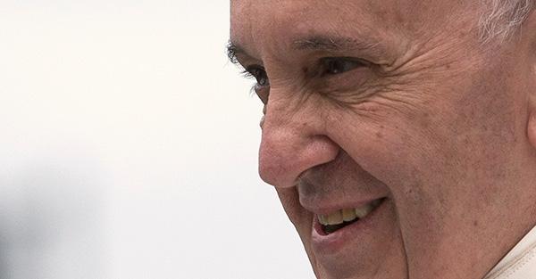 papa francisco, El papa Francisco nos recuerda qué se necesita para un nuevo comienzo
