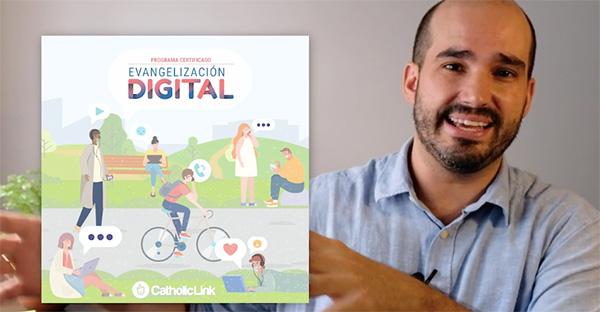 Programa Certificado de Evangelización Digital, ¡10 años llevando el mensaje de Cristo al mundo! Conoce nuestro Programa Certificado de Evangelización Digital