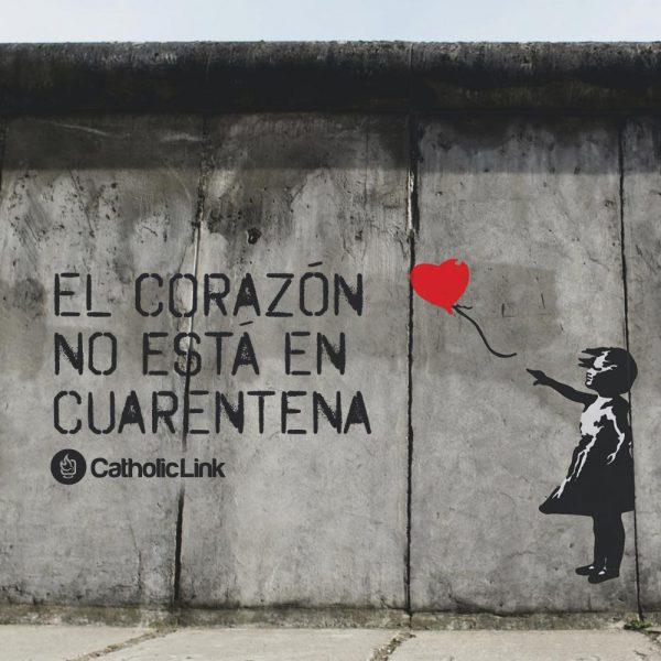 El corazón no está en cuarentena
