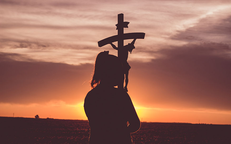 consuelo, Créeme cuando te digo, que solo en Dios he encontrado consuelo