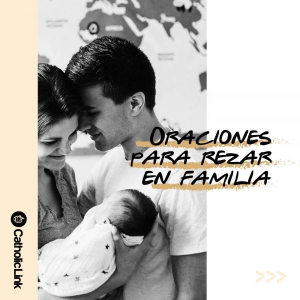 Galería: Oraciones para rezar en familia