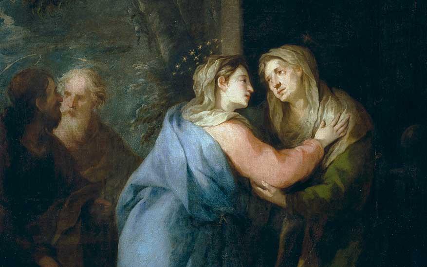 María, 4 consejos de la Virgen María y su prima Isabel que pueden ayudarte esta cuarentena