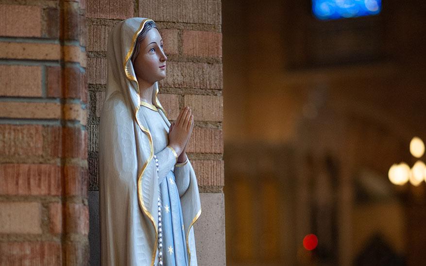Consagración a María, «Quiero consagrarme a la Virgen María, pero no sé cómo». ¡Te lo contamos todo!