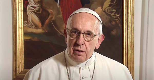 papa Francisco, Queridos jóvenes: «El futuro está en sus manos, les pido que lo construyan»