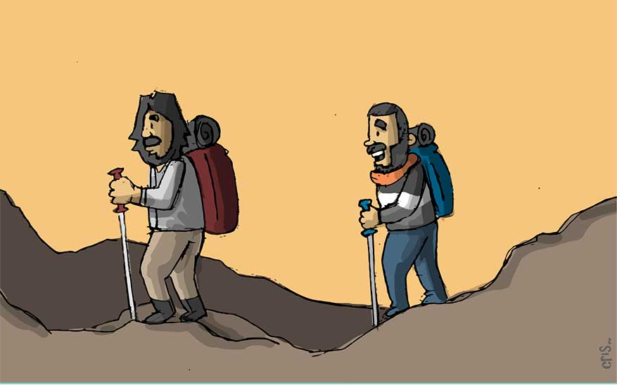 discípulo de Dios, «Él siempre espera por ti». 10 pasos para convertirte en un discípulo de Cristo