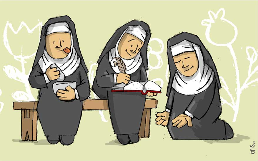 Santa Hildegarda: 6 consejos para recuperar la salud