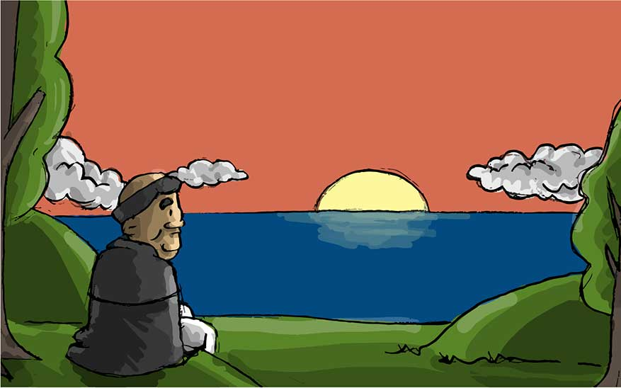 tristeza, 5 consejos de santo Tomás para espantar la tristeza y decirle sí a la alegría