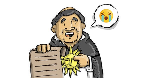 Tristeza: consejos para combatirla según santo Tomás