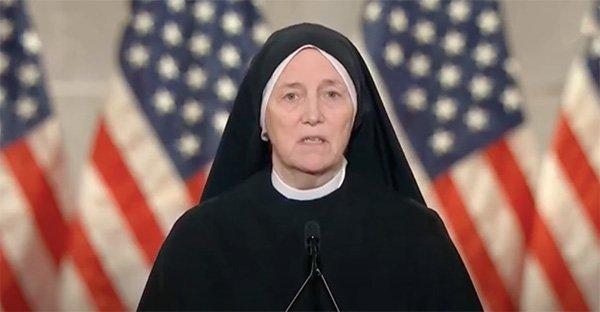 discurso provida hermana Deirdre Byrne, 3 lecciones admirables que nos diolahermana Deirdre Byrne en su discurso provida