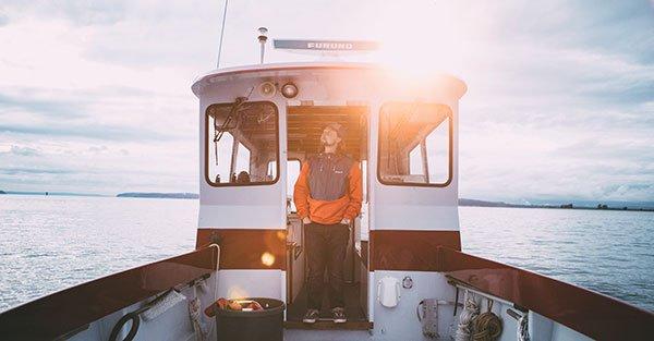 Oración por las personas que trabajan del mar