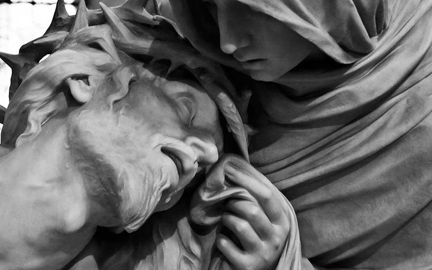 María, 6 formas en las que podemos imitar a María en nuestra vida cotidiana