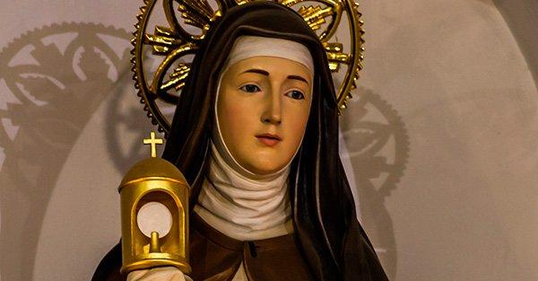 santa Clara de Asís, (Quiz) ¿Cuánto sabes sobre santa Clara de Asís?