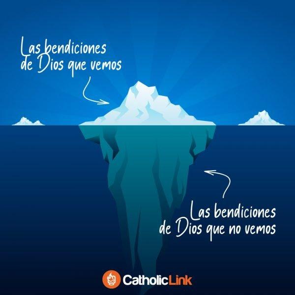 Las bendiciones de Dios que no vemos
