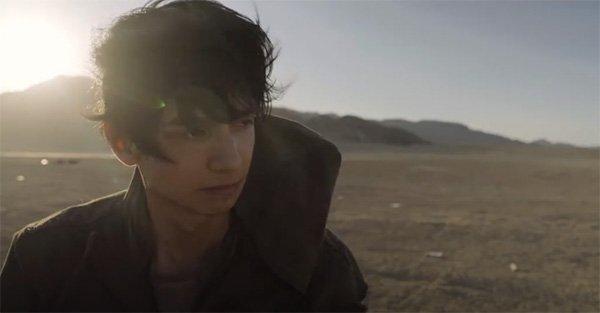 desierto espiritual, «Adán en el desierto». La miniserie que me ayudó a superar mi aridez espiritual