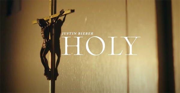 Holy, «Holy». La nueva canción de Justin Bieber que sorprende hablando de Dios y el matrimonio