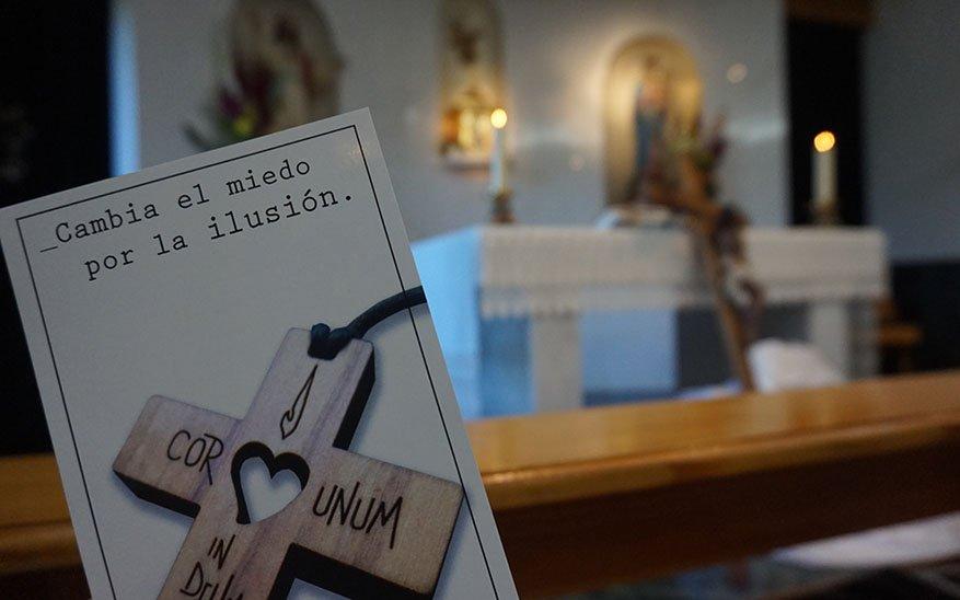 La necesidad de volver a las Iglesias
