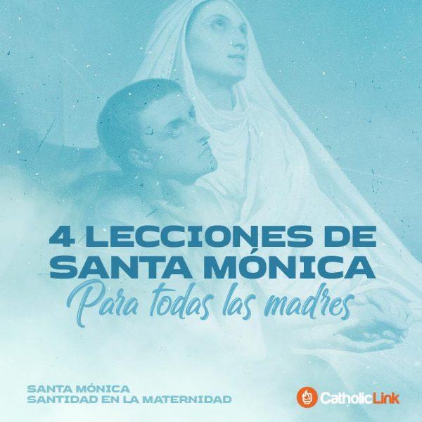 Galería: 4 lecciones de Santa Mónica para las madres