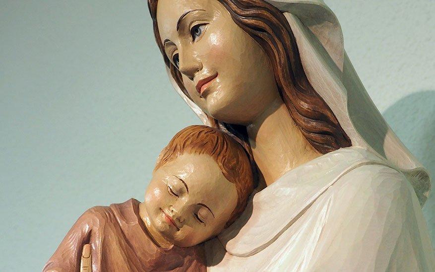 María y el Antiguo Testamento, 3 textos bíblicos del Antiguo Testamento donde nos hablan de la Virgen María