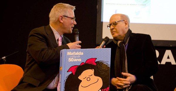 Quino, 4 lecciones de vida que nos dejó Quino a través de Mafalda