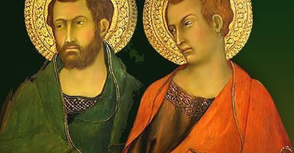 ¿Quienes fueron Simón y Judas según los evangelios?