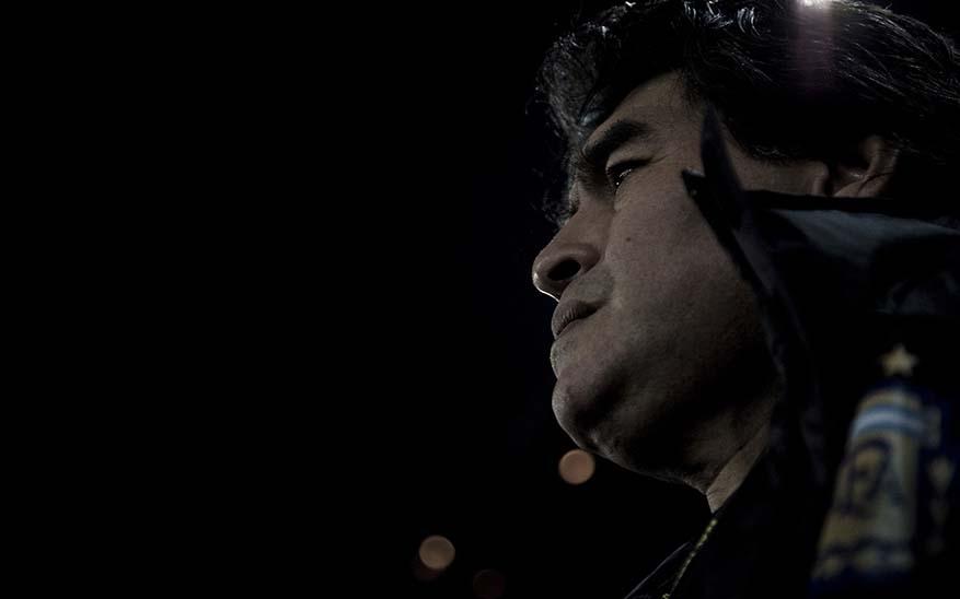 Diego Armando Maradona y el precio de la fama