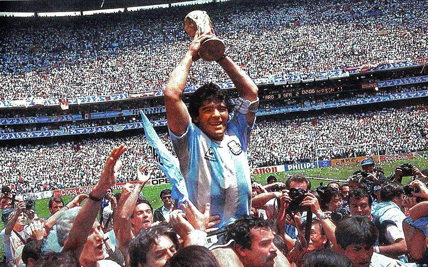 Diego Armando Maradona, Diego Armando Maradona, el precio de la fama y la misericordia de Dios