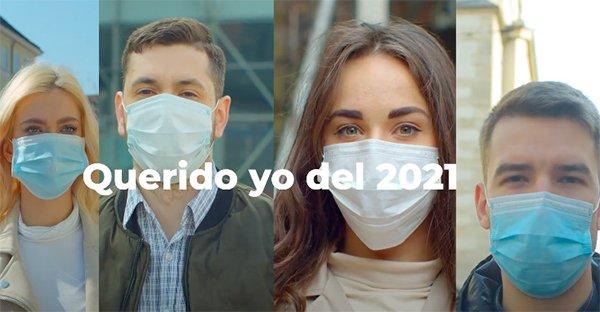 «Querido yo del 2021» (Video genial)
