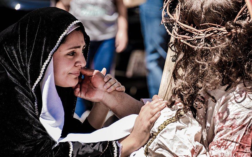 Vía Crucis: reflexión de cada estación (segunda parte)