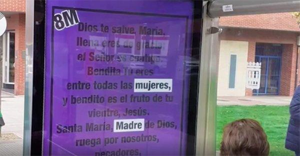 Día de la mujer: video con María protagonista se hace viral