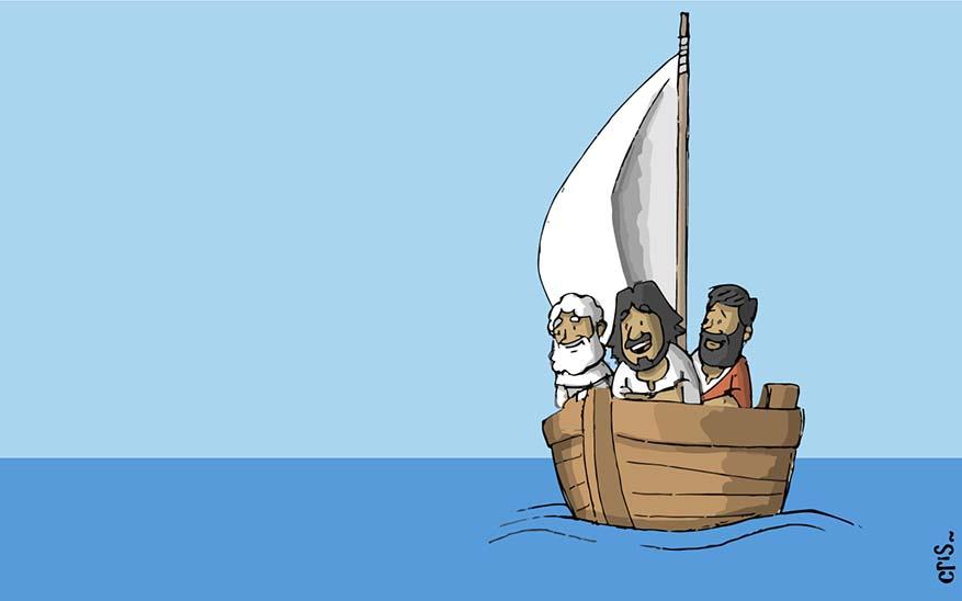 Vía Gaudium, «Vía Gaudium». Un camino de alegría con Jesús para celebrar la Pascua