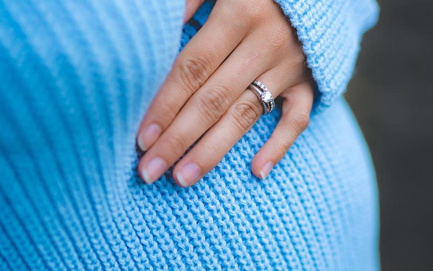 Oración para lograr quedar embarazada