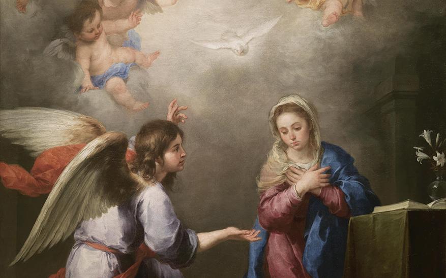 Avemaría, «La belleza del Avemaría». ¿Por qué decimos que es un rocío celestial y divino?