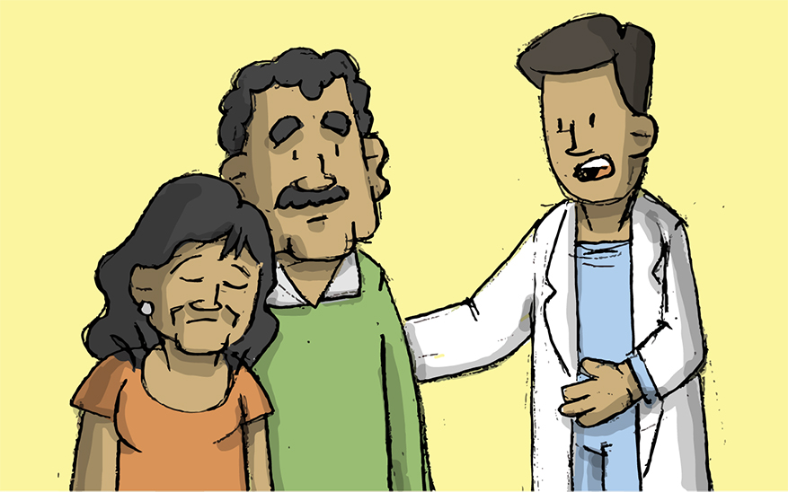 ¿Cómo acompañar a un enfermo terminal? 10 consejos