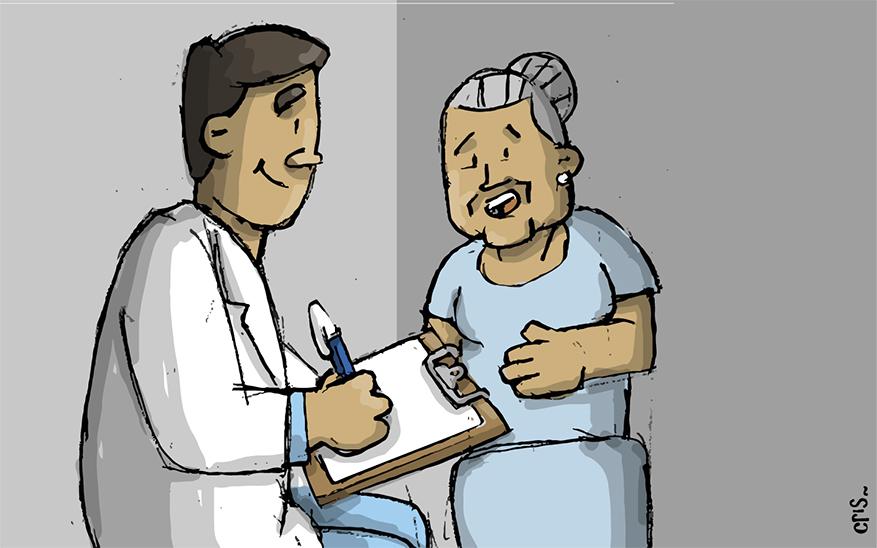 acompañar a un enfermo, 10 consideraciones para acompañar mejor a un enfermo en el final de su vida
