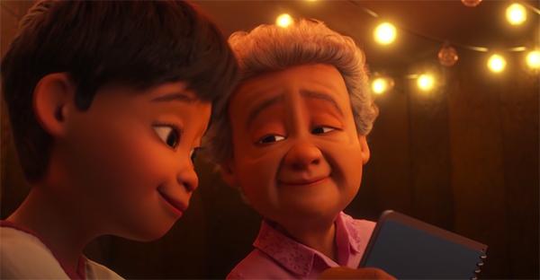 «Wind». El profundo mensaje del corto de Pixar