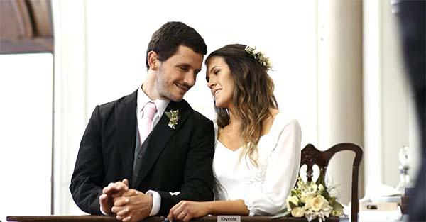 belleza del matrimonio, El video del papa Francisco sobre la belleza del matrimonio. Recemos por ellos.