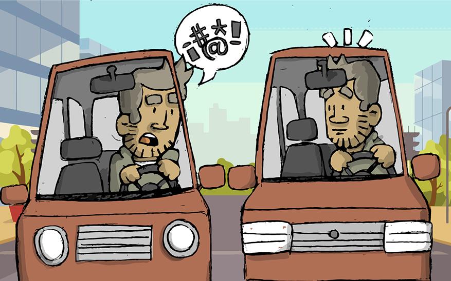 enfrentar el tráfico, 10 consejos para enfrentar el tráfico sin perder la cabeza y la paz interior
