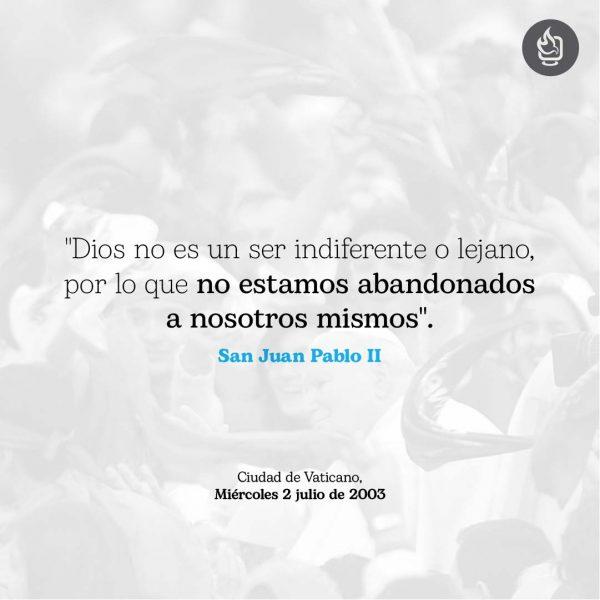 Galería: Frases de san Juan Pablo II sobre la confianza